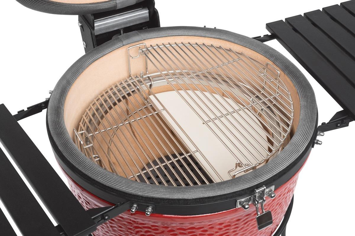 KAMADO JOE CLASSIC II BBQ | HANOS Horeca Groothandel