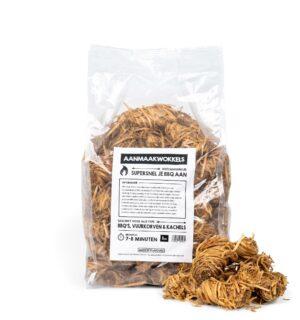 Smokin' Flavours Aanmaak wokkels