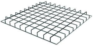 RVS grid plateau - Modular Outdoor Workspace