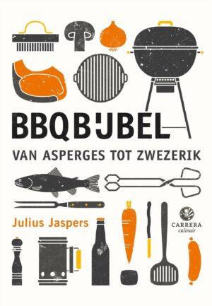 BBQ Bijbel - Van asperges tot zwezerik