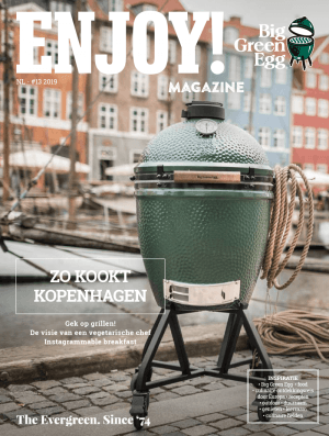 Enjoy! Magazine #13 voorjaar 2019