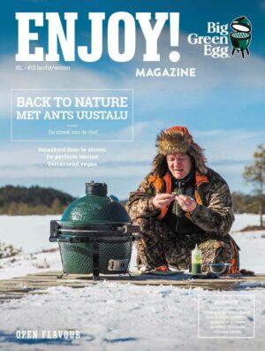 Enjoy! Magazine #12 herfst/winter 2018
