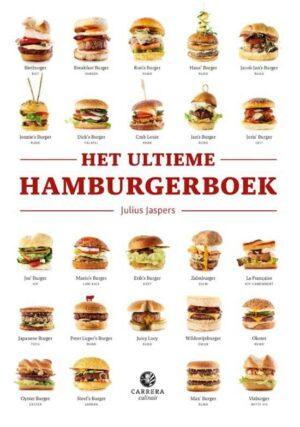 Het ultime hamburger boek