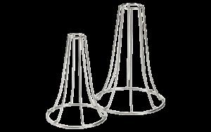 Kip/kalkoen houder verticaal (vertical poultry roaster)