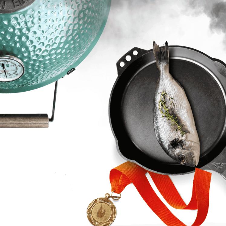 Masters of BBQ – win een Big Green Egg of Kamado Joe