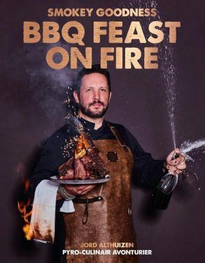 BBQ Feast on Fire Smokey Goodness