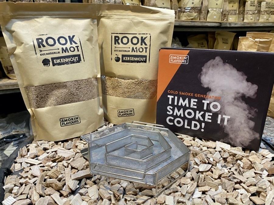 Cold Smoke Generator Rookmot