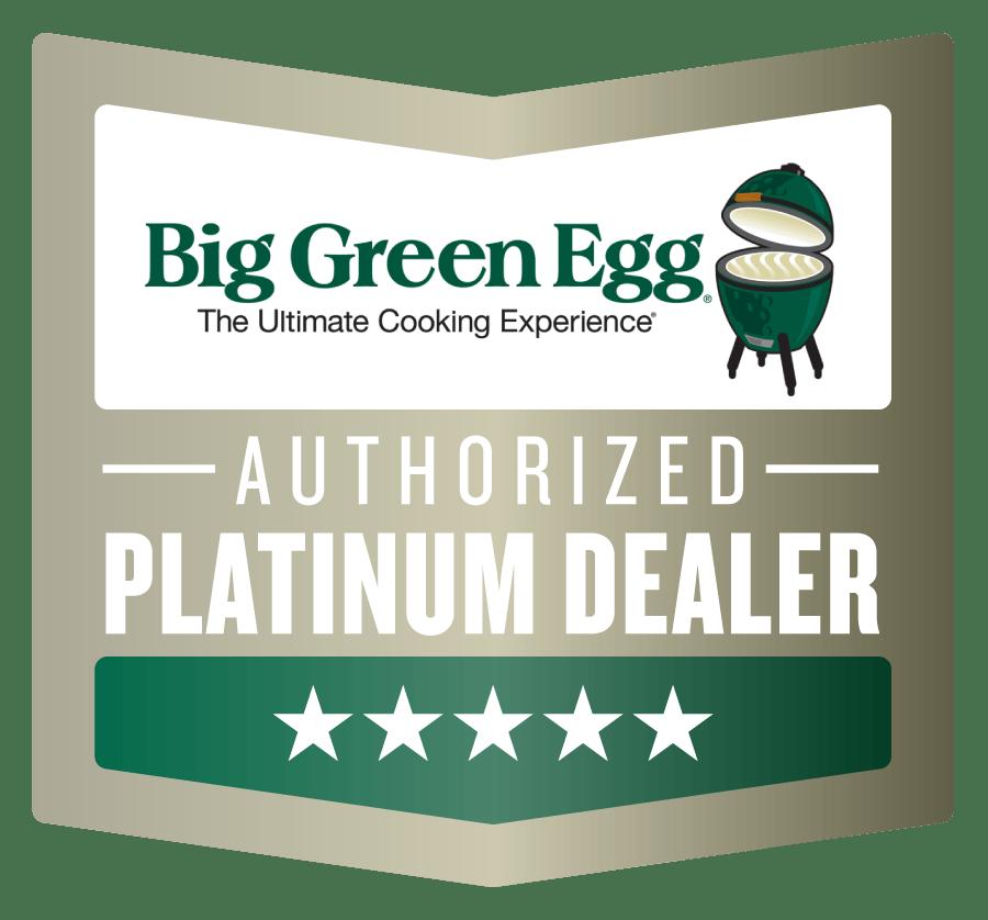 Big Green Egg platinum dealer BBQ Experience Center